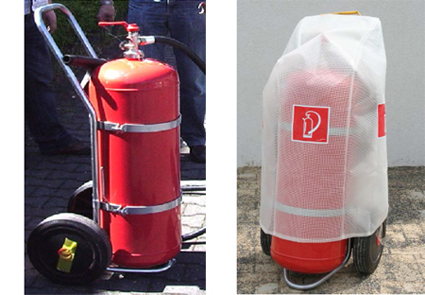 Prevento Trolley 40 Litre/10.5 US Gallons